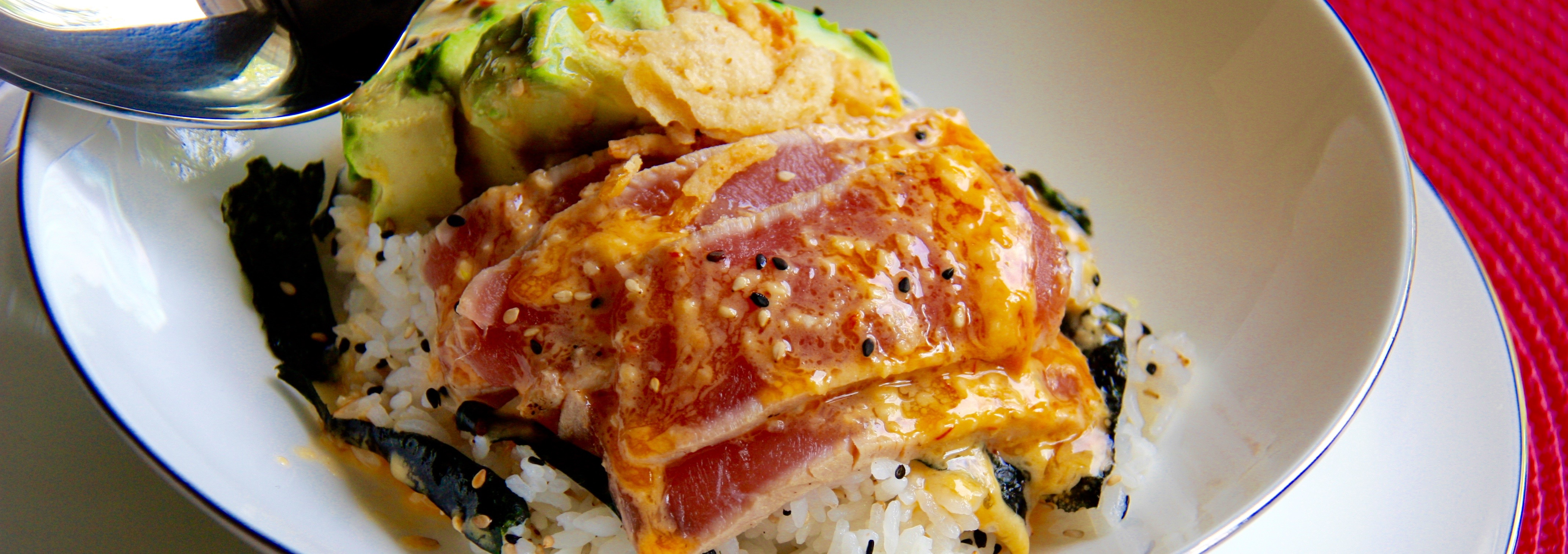 Sushi Bowls