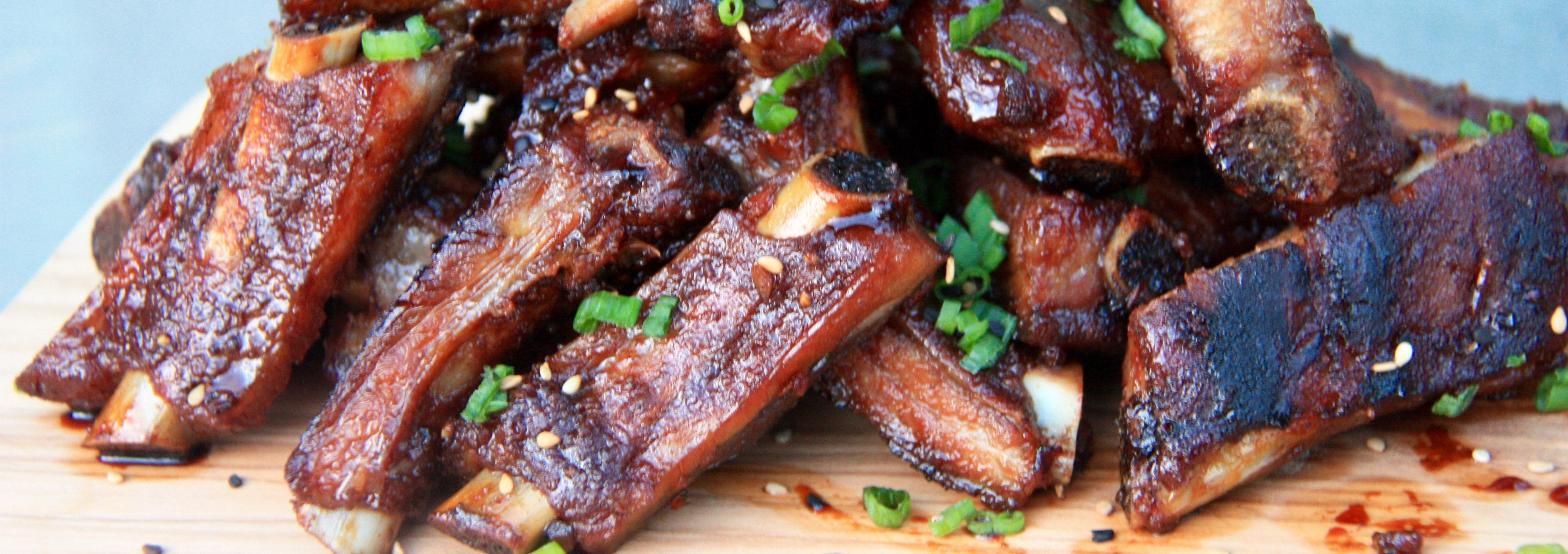 Sweet and Sticky Asian Baby Back Ribs