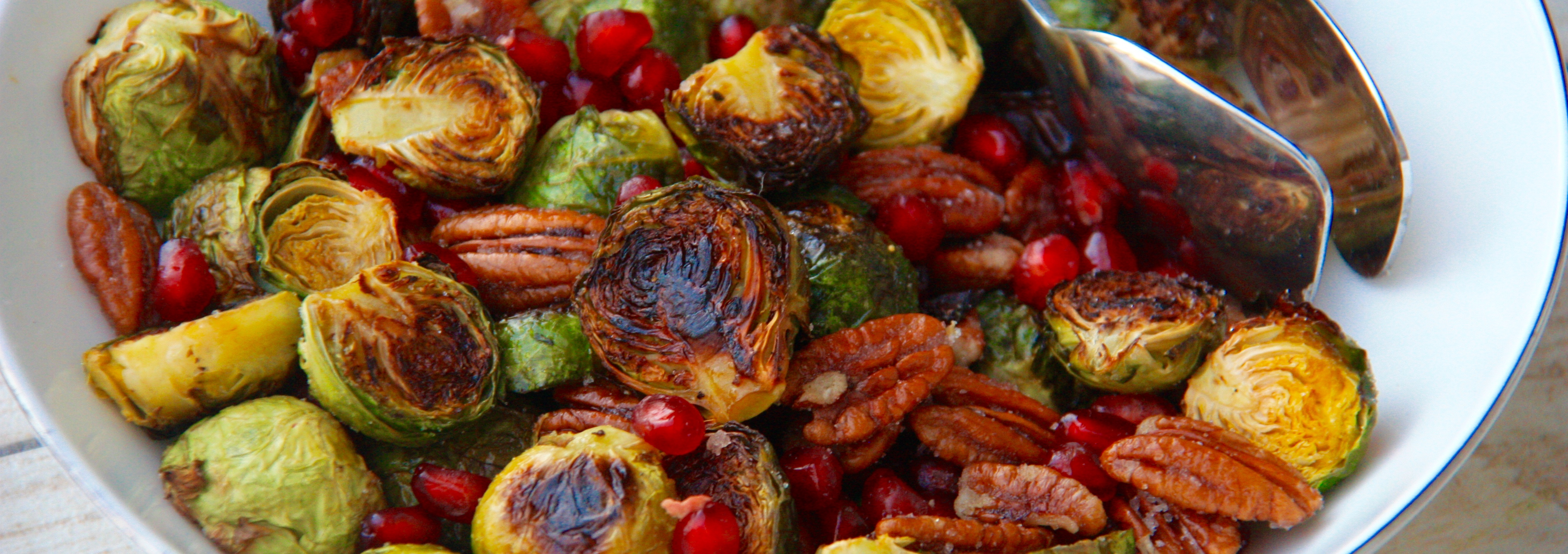 Candied Brussels Sprouts