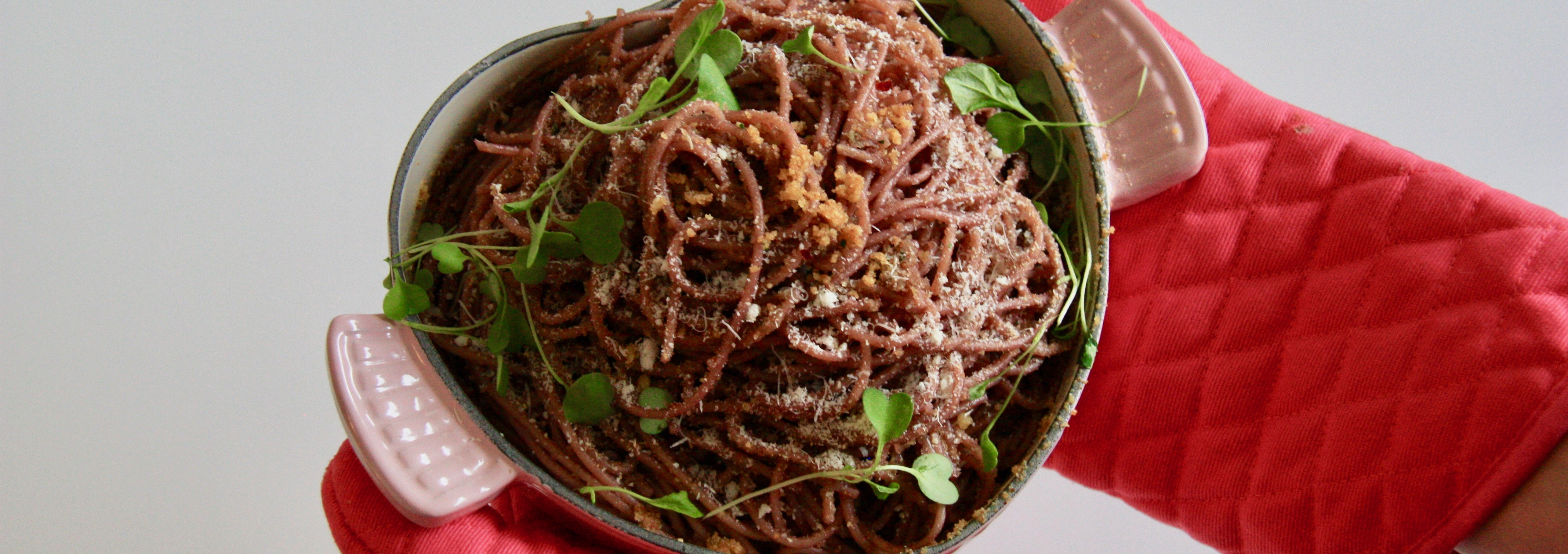 Red Wine Spaghetti